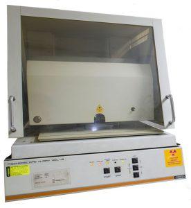 Medidor por fluorescencia de rayos X