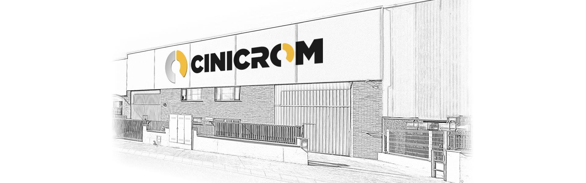 Cinicrom | Expertos en recubrimientos metálicos